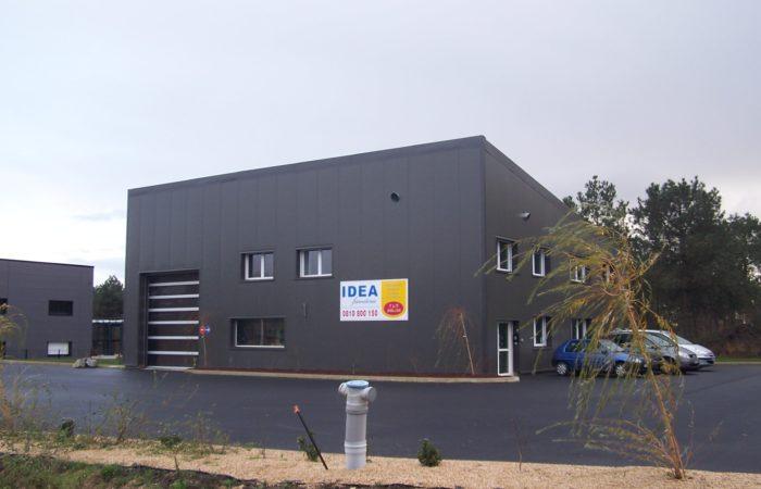 Photo Entrepôt Kervignac