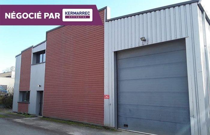 Photo Local industriel La Meziere