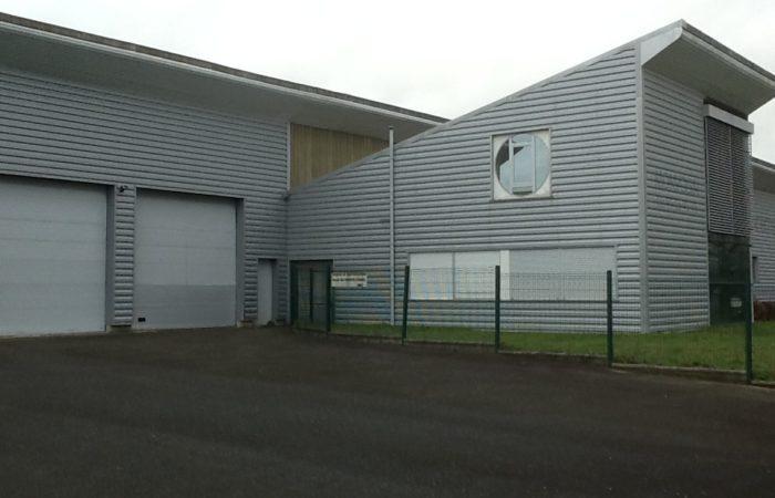 Photo Local industriel Goven