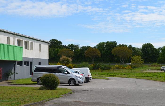Photo Local industriel Saint-Évarzec