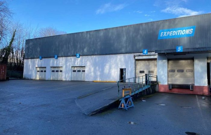 Photo Entrepôt Rennes