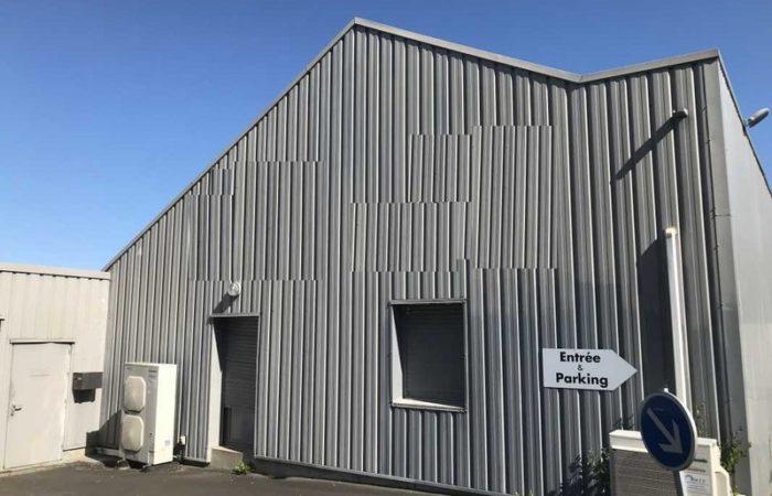 Photo Local industriel Noyal sur Vilaine